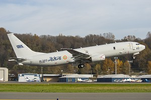 Boeing Delivers 2nd P-8I Maritime Patrol Aircraft to India