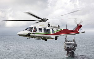 Gulf Helicopters Signs Firm Orders for 15 AW189 Helicopters