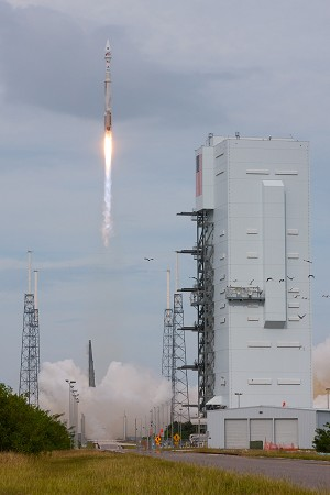 ULA Atlas V Rocket Successfully Launches MAVEN Mission on Journey to the Red Planet