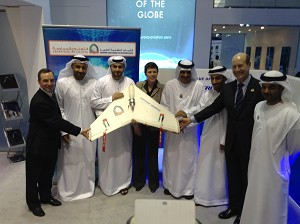 NGC, UAE's Higher Colleges of Technology to Partner for 4th Annual Unmanned Aircraft Innovation Challenge