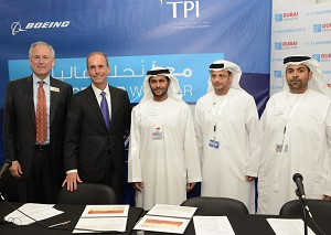 Boeing and Tawazun Precision Industries to Establish New Aerospace Capability in the Middle East