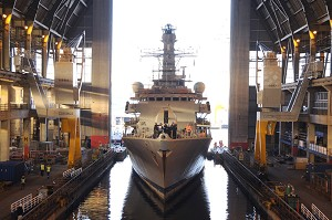 Babcock starts HMS Sutherland upgrade and maintenance programme