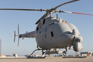 NGC Delivers Additional MQ-8C Fire Scout to the US Navy