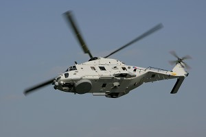 RNLN Takes Delivery of a MPAS in Full Operative Configuration for the NH90 NFH Fleet