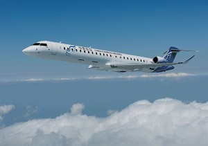 Bombardier and China Express Airlines Announce Purchase Agreements for up to 16 CRJ900 NextGen Aircraft