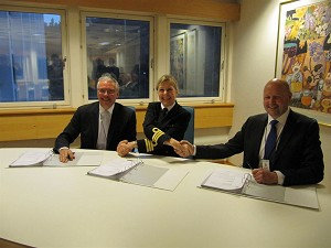 Kongsberg Signs Long Term Framework Agreement for Support and Maintenance