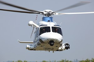 Italian Police Takes Delivery of its 5th AW139 Helicopter