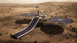 Mars One Selects LM to Study 1st Private Unmanned Mission to Mars