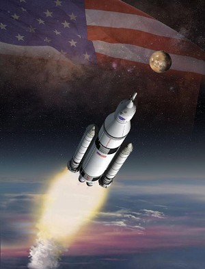 NASA and ATK Complete Avionics and Controls Testing for NASA's SLS Booster