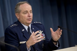 Air Force Leader Outlines Joint Strike Fighter's Value