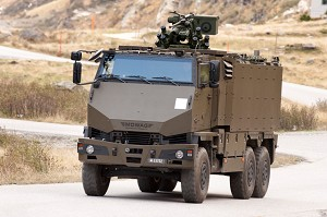 PROTECTOR RWS order to Switzerland valued MNOK 196