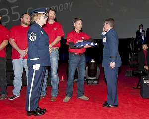 LM Celebrates 100th F-35 Lightning II