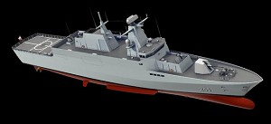 Agreements with Thales to build a Polish OPV class ship