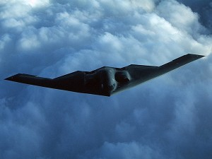 NGC Celebrates 20th Anniversary of 1st B-2 Spirit Delivery