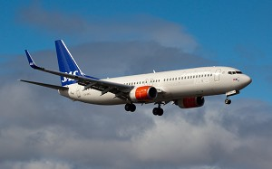 SAS posts first full-year profit since 2007