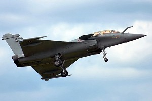 France plays down failure of Brazil deal for Rafale