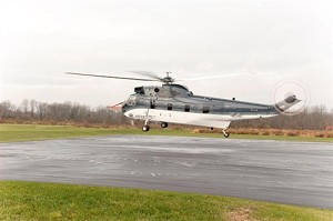 Modernised S-61T Helicopter Launches 1st Flight