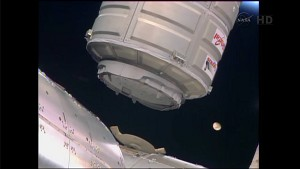 New NASA Science Arrives at ISS Aboard Orbital Sciences Cygnus Spacecraft