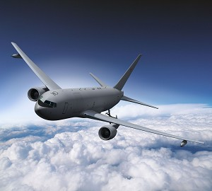 Boeing Starts Assembly of Final KC-46A Test Aircraft