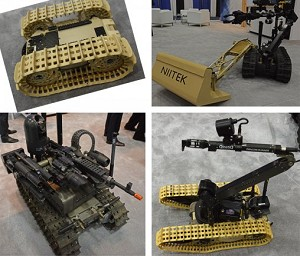 Smarter robots likely in Army's future, planners say