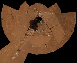 NASA's Opportunity Rover Yields More Data on Changes to Mars' Environment