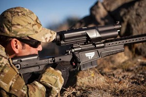 Army researchers inspire commercial rifle fire control systems