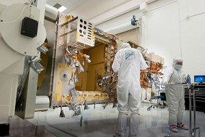 Ball Aerospace Completes Risk Reduction Test for JPSS-1 Satellite