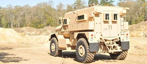 GD Awarded $26 M for Cougar Survivability Upgrade Program