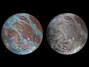Largest Solar System Moon Detailed in Geologic Map