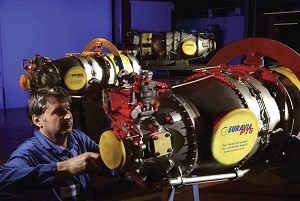 Euravia and Alpine Aerotech Agreement to Provide PT6T Engines and MRO Support in North America