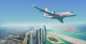 Dassault Generates Solid Sales for Flagship 7X in Middle East Bright Market Outlook in Region for New Falcon 5X