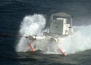 Exelis Awarded Contract to Support US Navy Minesweeping Solutions