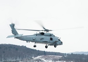 3rd and 4th RAN MH-60R Helicopters Complete Production, Begin Training