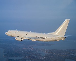 Boeing Receives $2.4 Bn Contract for 16 P-8A Poseidon Aircraft