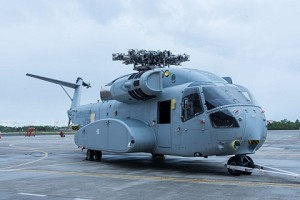 Exelis Receives Contract Worth More Than $34 M from Sikorsky for Key CH-53K Helicopter Components