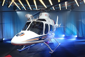 AW109 Trekker Unveiled At Heli Expo