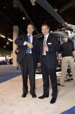 Waypoint Leasing to acquire 12 EC225 and 25 EC145 T2 rotorcraft from Airbus Helicopters