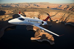 Bombardier to Premiere its New Learjet 75 Aircraft on a Tour of Latin America