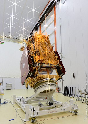 Payload preparations begin for upcoming Soyuz mission with Sentinel-1A
