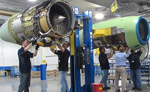 1st delivery from new GKN Aerospace business jet engine integration facility