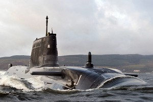 GBP300 M investment for UK submarine industry