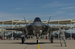 Luke AFB Receives First F-35A Lightning II