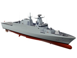 Thales to supply mission suite for Polish Patrol Vessel ORP SLAZAK