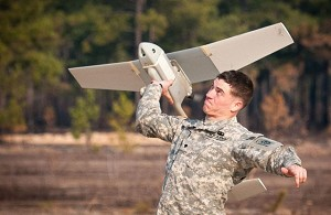 Army at 'tipping point' of UAS capabilities