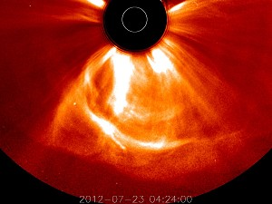 NASA's STEREO Studies Extreme Space Weather