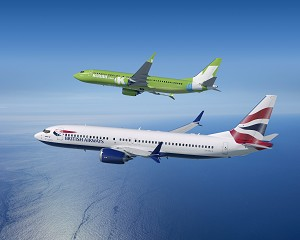 Boeing and South Africa's Comair Announce Order for 8 737 MAXs