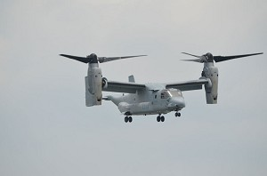 Ducommun Awarded Contracts from Bell Helicopter for V-22 Osprey