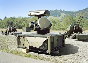 Rheinmetall to modernize South Africa's air defence capabilities