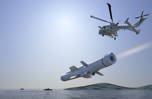 Multi-million-pound investment in Royal Navy missiles