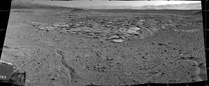 NASA Mars Rover Curiosity Scoping Out Next Study Area